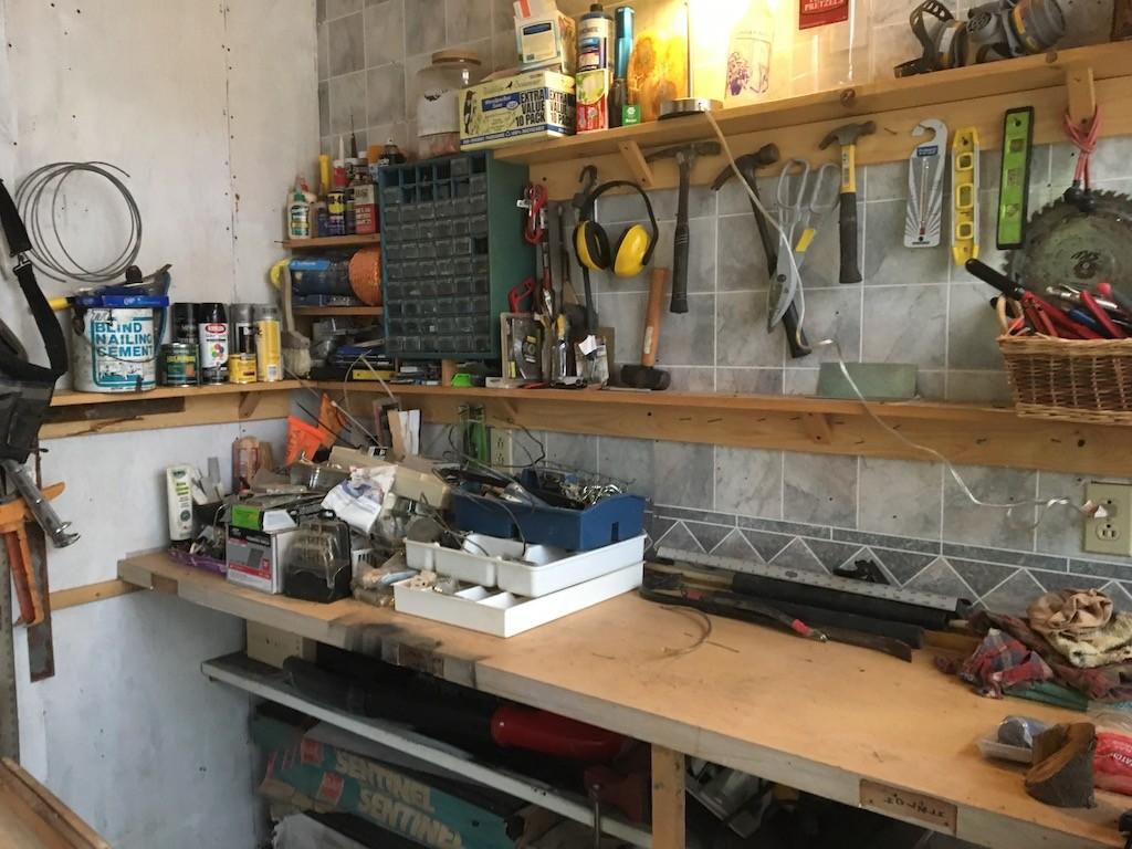 workbench-organized